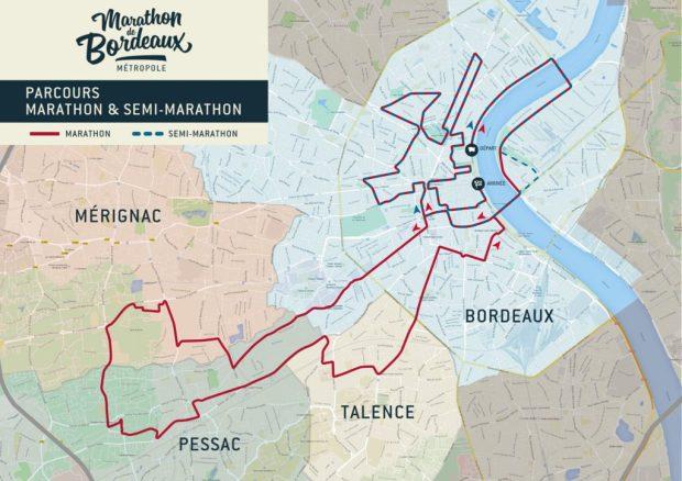 Descubre La Marathon de Bordeaux 2016