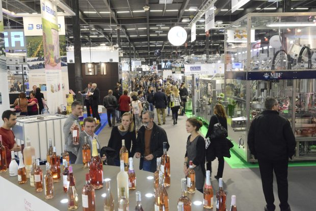 Salon Vinitech Sifel - Bordeaux - decembre 2014 - © Julien Fernandez / CEB - Pole Embouteillage et Conditionnement