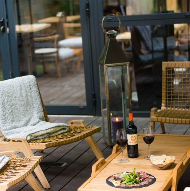 Bar à vin Boutique Hotel