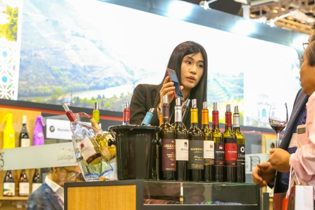 Vinexpo Hong Kong 2018 - © Philippe Labeguerie