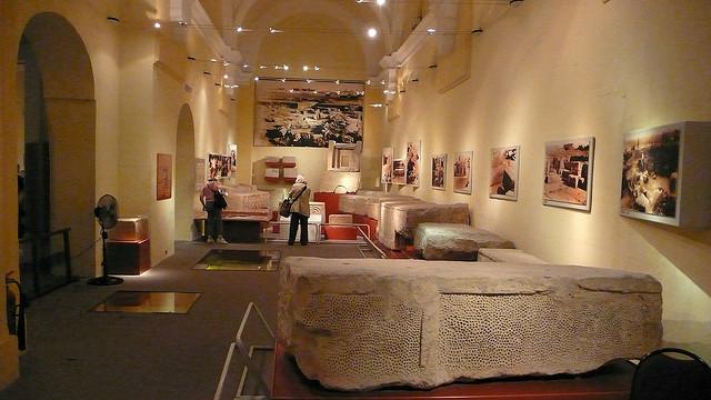 El Museo Nacional de Arqueología de Malta - Descubre Malta