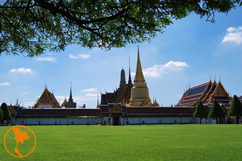 Palacio Real - Bangkok - Descubre Tailandia
