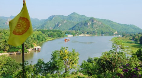 Ruta: Ratchaburi – Nakhon Pathom - Kanchanaburi – Erawan
