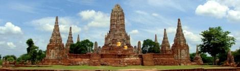 Tailandia: Patrimonio de la Humanidad