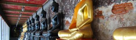 Templos menos conocidos de Bangkok