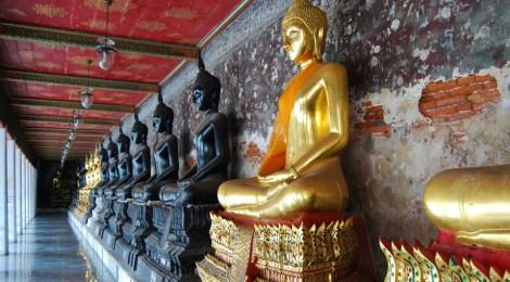 Templos en Bangkok