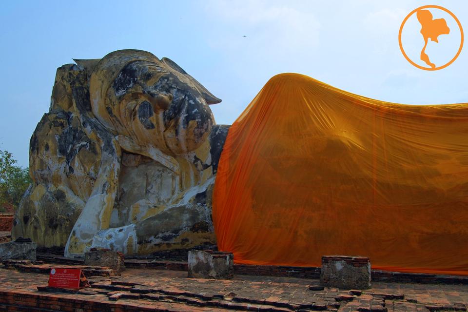 Wat Lokaya Sutha - Ayutthaya - Deacubre Tailandia