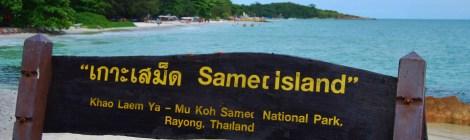 Koh Samet, la playa de Bangkok