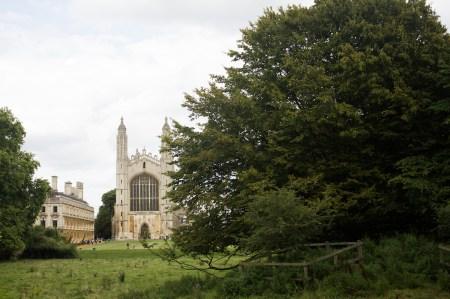 Cambridge, UK | Descubriendo el mundo con Anna4