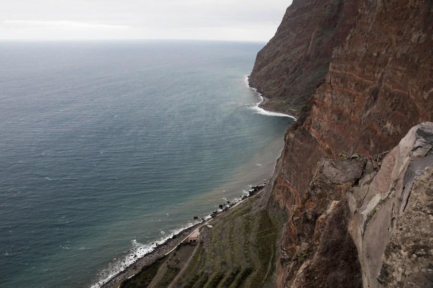 Vistas des del Teleferico do Rancho en Madeira