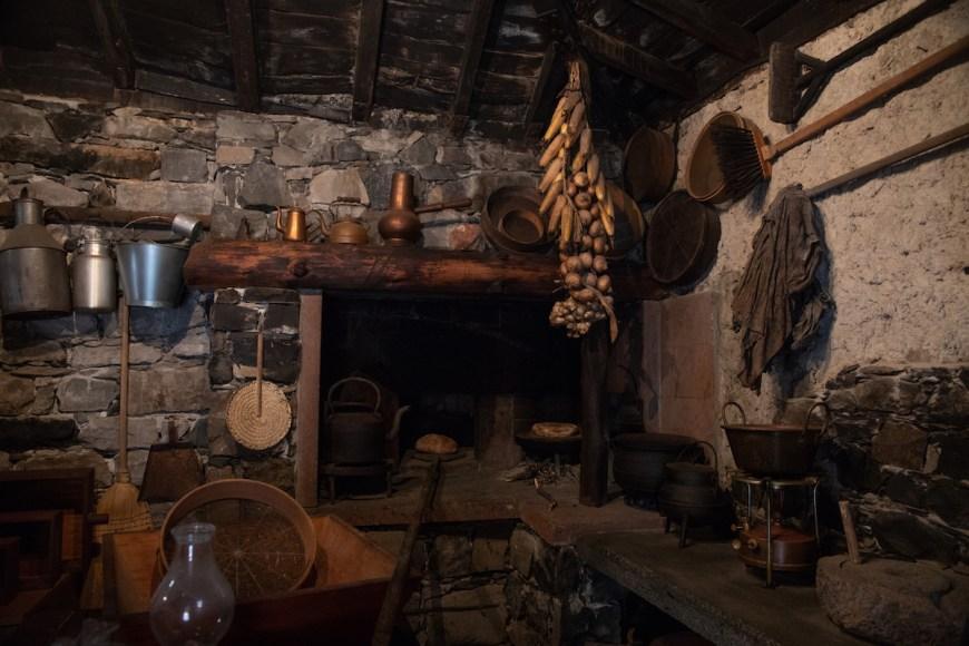 Interior Casa Da Serra en Porto Santo, Madeira
