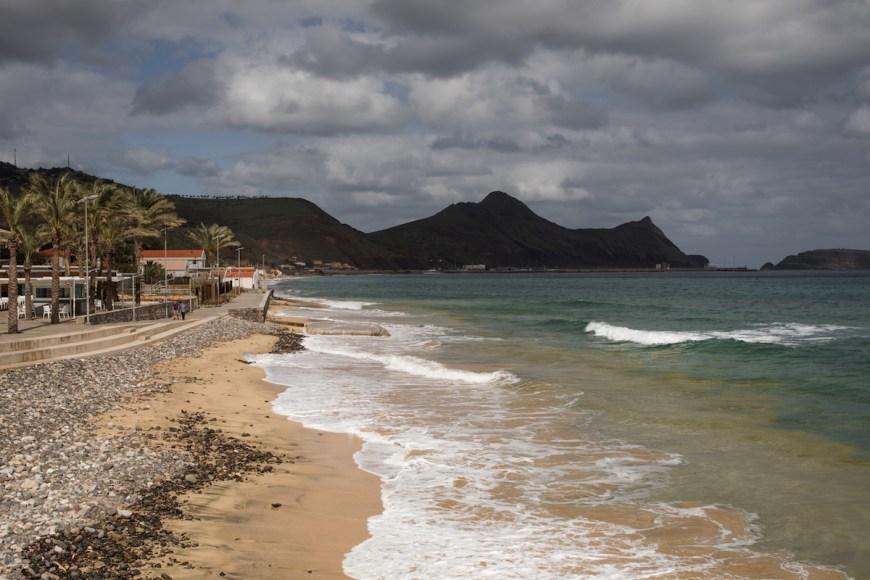 Playa de Porto Santo, Madeira