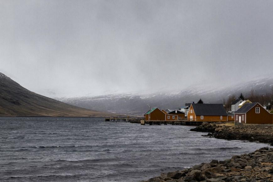 Eskifjordur, Islandia