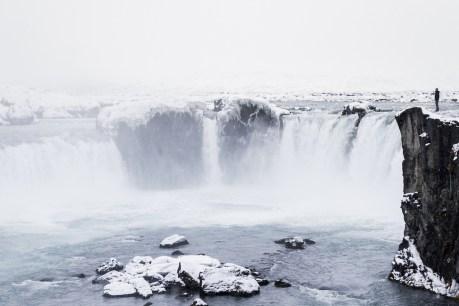Godafoss Waterfall, Islandia | Descubriendo el mundo con Anna2