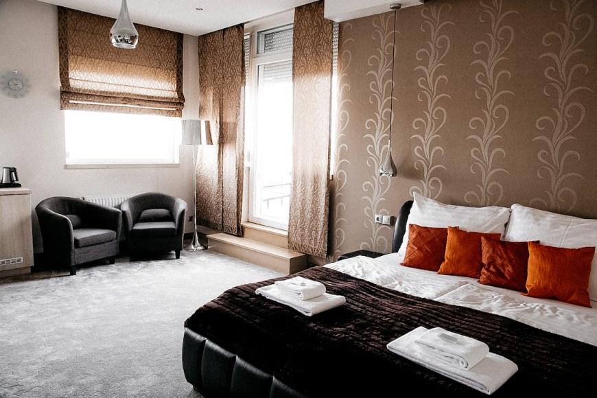 Habitación medos hotel en budapest