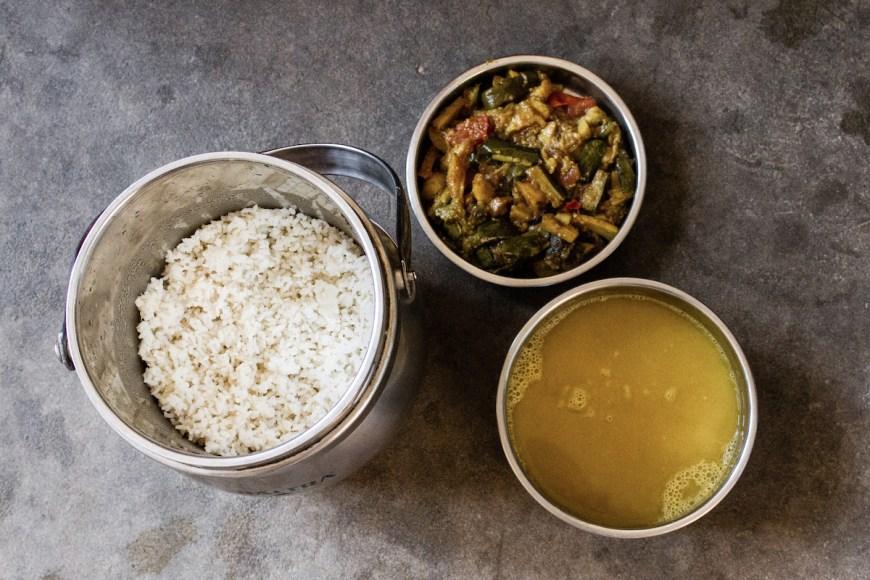 Dal Bhat, comida nepalí
