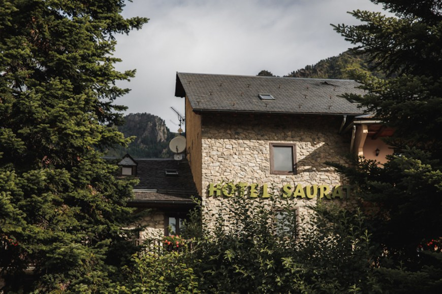 Hotel Saurat en Espot, Lleida