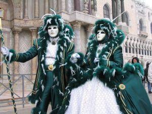 El Carnaval veneciano es, sin duda, uno de los más famosos del mundo.
