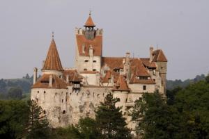 El castillo de Vlad III, en Rumanía