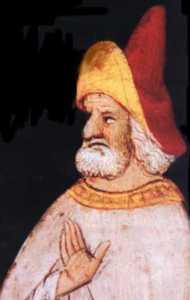 «El Viejo de la Montaña» en representaciones medievales