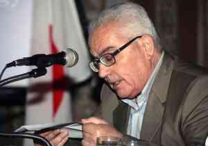 Fotografía de Khaled Asaad, sin fecha, emitida por la agencia oficial de noticias siria SANA.