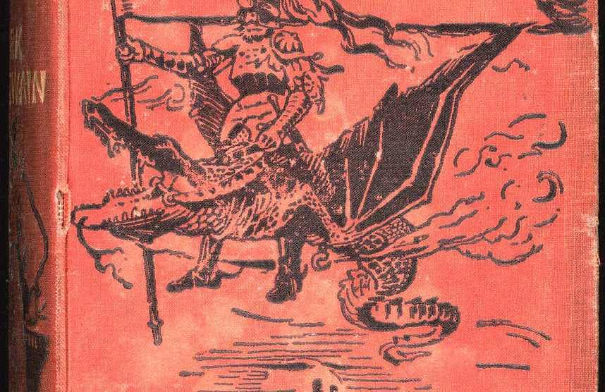 Portada de 'A Yankee in King Arthur's Court' (Wikimedia).