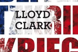 Portada de 'Blitzkrieg', de Lloyd Clark.