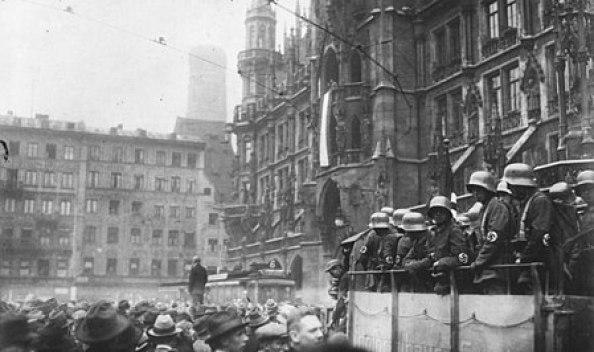 Putsch de Múnich (1923)