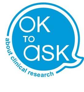 The NHS OK to ask campaign