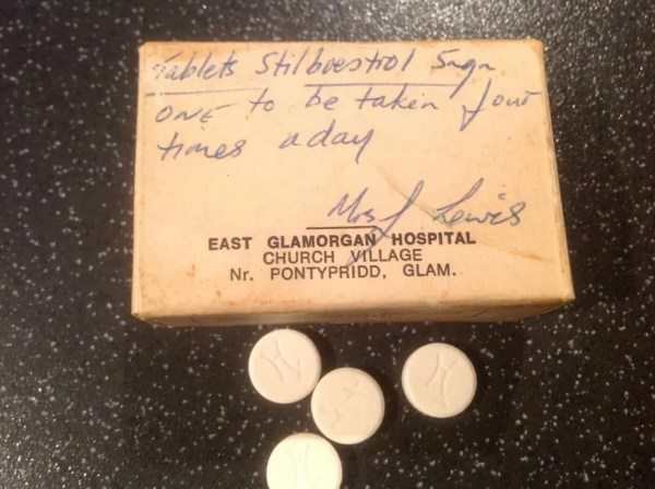 Stilboestrol 5 mg Box