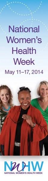 2014 National Women's Health Week