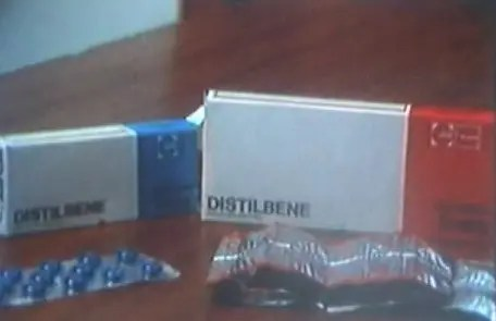 distilbene medicine