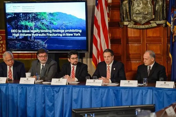 Governor Cuomo HVHF Cabinet Meeting image