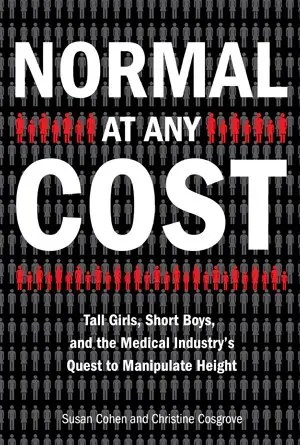 Normal-at-Any-Cost book cover image
