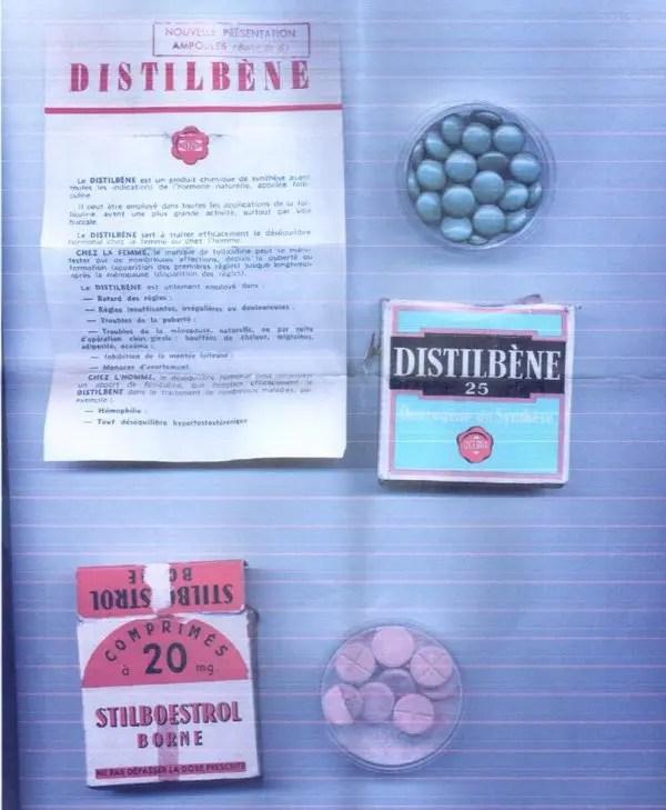 DES-Distilbene-Stilboestrol