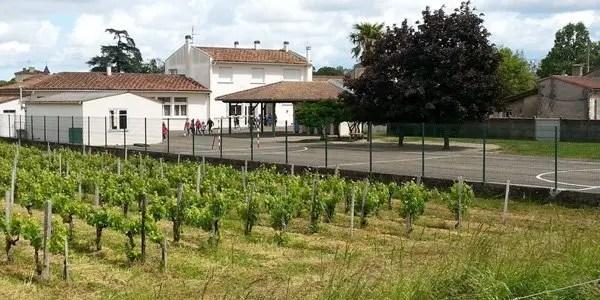 image de l'ecole de villeneuve