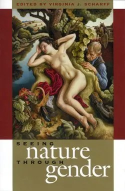 Seeing-Nature-through-Gender book cover image