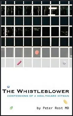The-Whistleblower book cover image