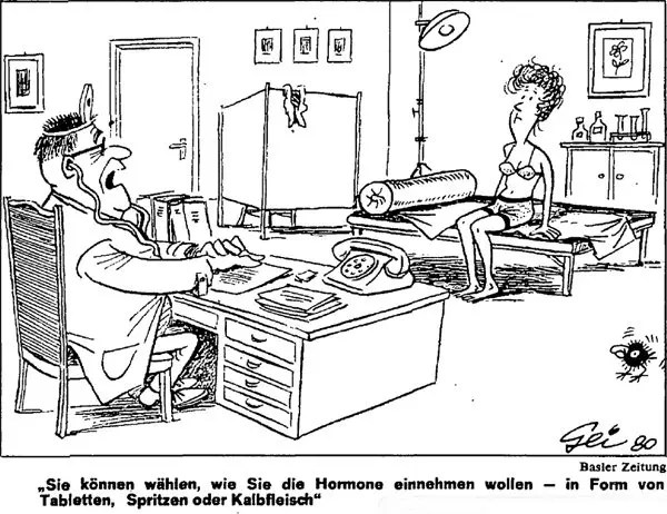 DES-in-veal cartoon