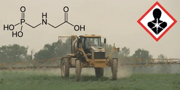 Glyphosate-use