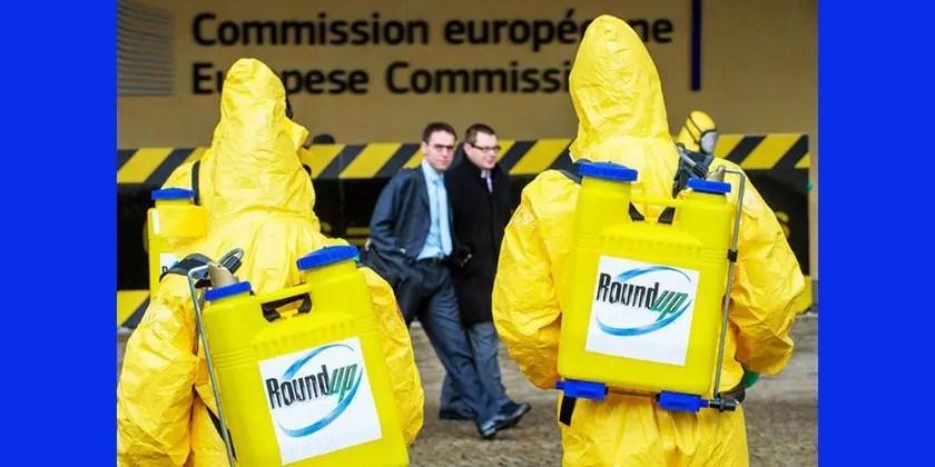 Les eurodéputés contaminés au glyphosate