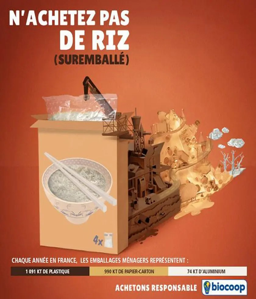 image d'aliment-preemballes-riz
