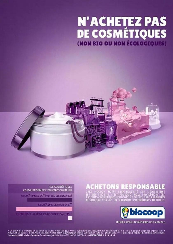 Soins du corps : n'achetez pas de cosmétiques (non bio ou non écologiques)