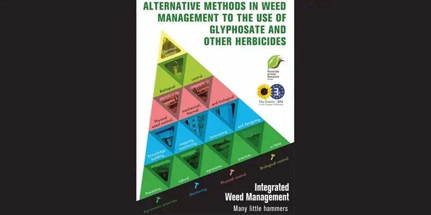 Alternatives Methods in Weed Management to the Use of Glyphosate and Other Herbicides