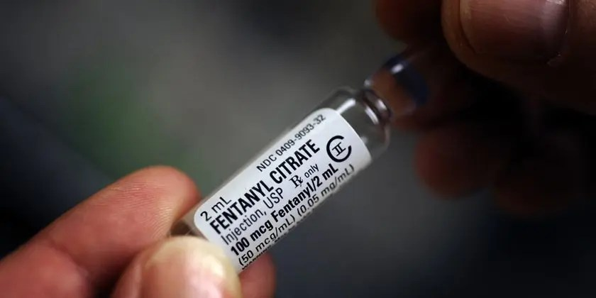 Drug deaths involving Fentanyl more than doubled from 2015 to 2016
