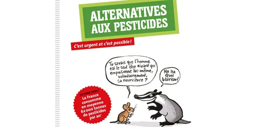 Les alternatives aux pesticides