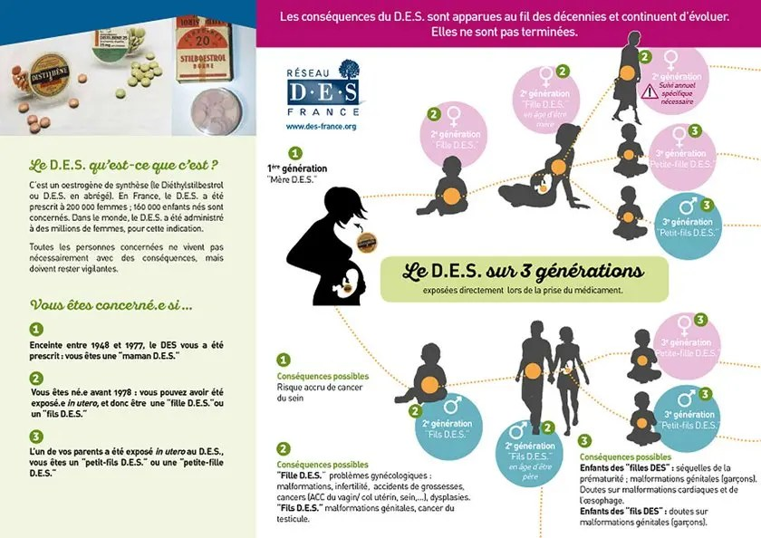 Dépliant Réseau DES France 2018 (page 2)