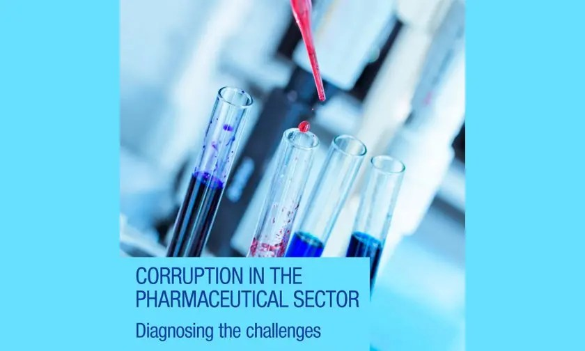 Corruption in the pharmaceutical sector