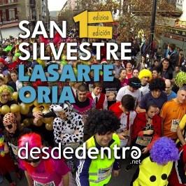 1ª San Silvestre Lasarte-Oria desde dentro
