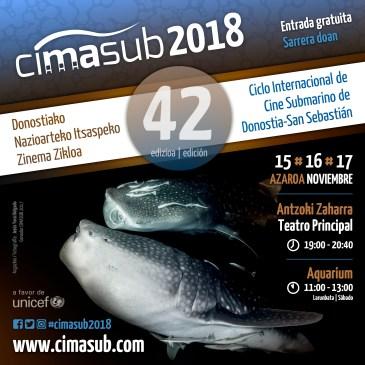 CIMASUB 2018 · Spot promocional